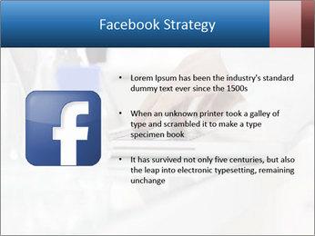 Man Typing On White Laptop PowerPoint Templates - Slide 6