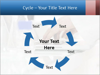Man Typing On White Laptop PowerPoint Templates - Slide 62