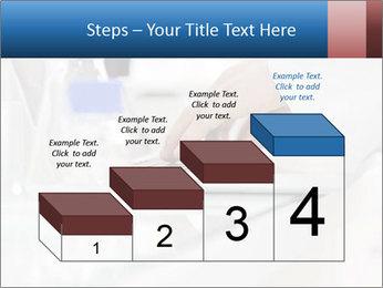 Man Typing On White Laptop PowerPoint Templates - Slide 64