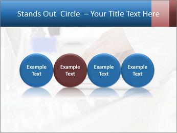 Man Typing On White Laptop PowerPoint Templates - Slide 76