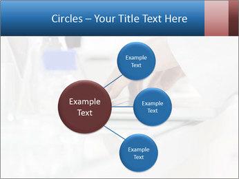 Man Typing On White Laptop PowerPoint Templates - Slide 79