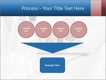 Man Typing On White Laptop PowerPoint Templates - Slide 93