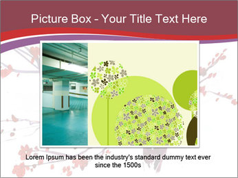Japanese Cherry Tree PowerPoint Template - Slide 15