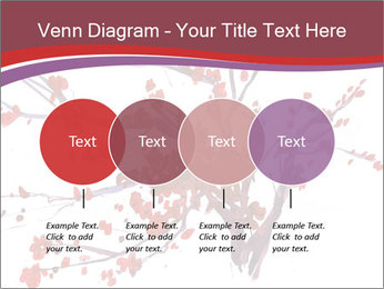 Japanese Cherry Tree PowerPoint Template - Slide 32