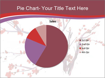 Japanese Cherry Tree PowerPoint Template - Slide 36