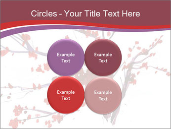Japanese Cherry Tree PowerPoint Template - Slide 38
