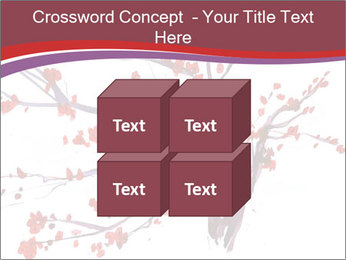 Japanese Cherry Tree PowerPoint Template - Slide 39