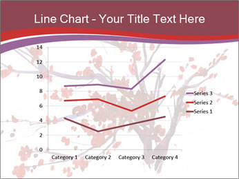 Japanese Cherry Tree PowerPoint Template - Slide 54