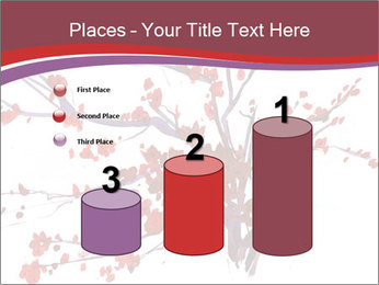 Japanese Cherry Tree PowerPoint Template - Slide 65