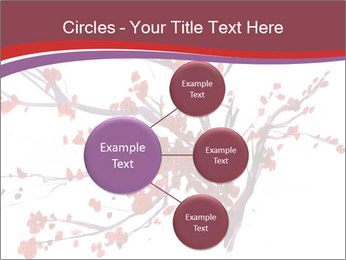 Japanese Cherry Tree PowerPoint Template - Slide 79