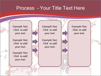 Japanese Cherry Tree PowerPoint Template - Slide 86