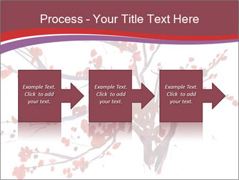 Japanese Cherry Tree PowerPoint Template - Slide 88