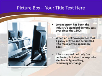 IT School PowerPoint Templates - Slide 13