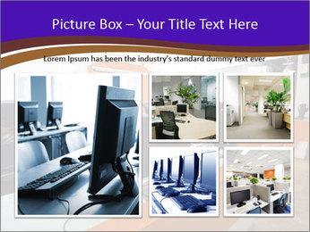 IT School PowerPoint Template - Slide 19