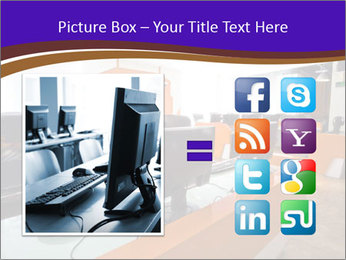 IT School PowerPoint Templates - Slide 21
