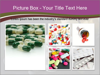 Painkiller Pills PowerPoint Template - Slide 19