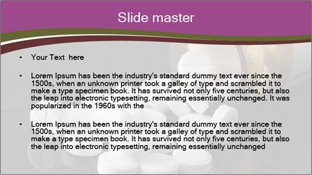 Painkiller Pills PowerPoint Template - Slide 2