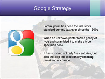 Road To Lighthouse PowerPoint Template - Slide 10
