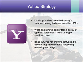 Road To Lighthouse PowerPoint Template - Slide 11