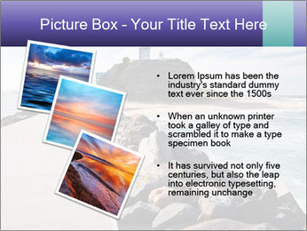 Road To Lighthouse PowerPoint Template - Slide 17