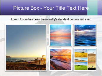 Road To Lighthouse PowerPoint Template - Slide 19