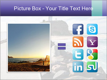 Road To Lighthouse PowerPoint Template - Slide 21