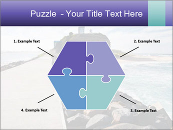 Road To Lighthouse PowerPoint Template - Slide 40