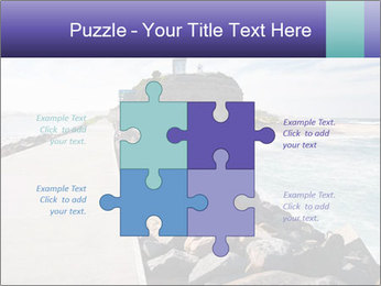 Road To Lighthouse PowerPoint Template - Slide 43