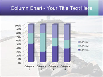 Road To Lighthouse PowerPoint Template - Slide 50