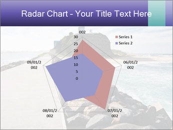Road To Lighthouse PowerPoint Template - Slide 51