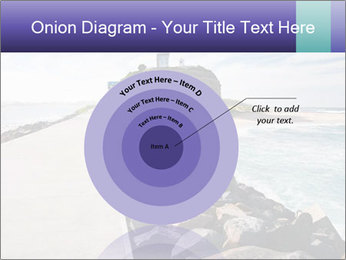 Road To Lighthouse PowerPoint Template - Slide 61
