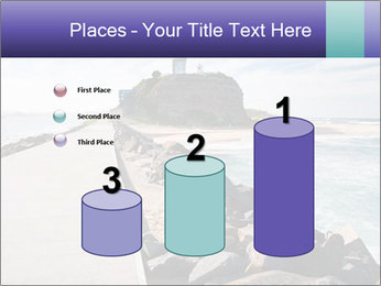 Road To Lighthouse PowerPoint Template - Slide 65