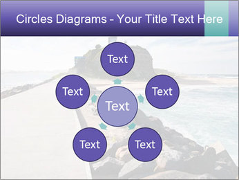 Road To Lighthouse PowerPoint Template - Slide 78