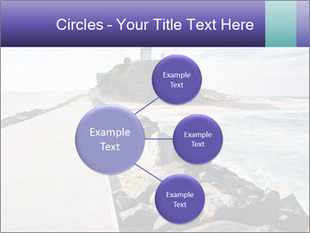 Road To Lighthouse PowerPoint Template - Slide 79
