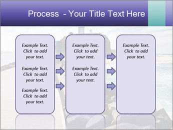 Road To Lighthouse PowerPoint Template - Slide 86