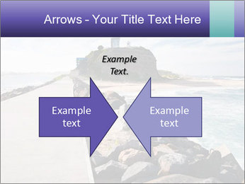 Road To Lighthouse PowerPoint Template - Slide 90