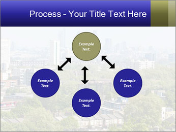 Green City Panorama PowerPoint Template - Slide 91