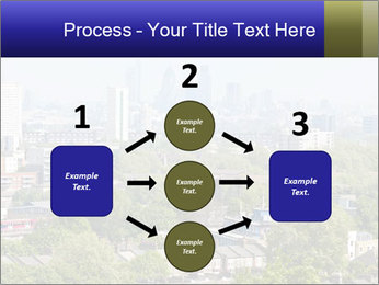 Green City Panorama PowerPoint Template - Slide 92