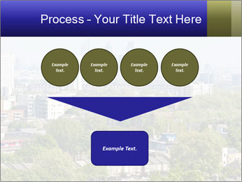 Green City Panorama PowerPoint Template - Slide 93