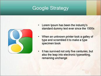 Cream Roses PowerPoint Template - Slide 10