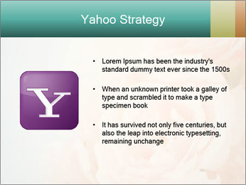 Cream Roses PowerPoint Template - Slide 11