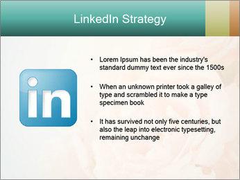 Cream Roses PowerPoint Template - Slide 12