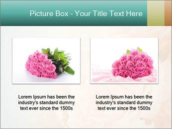 Cream Roses PowerPoint Template - Slide 18
