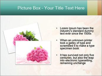 Cream Roses PowerPoint Template - Slide 20
