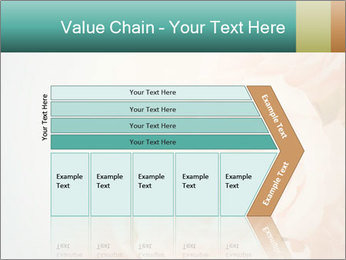 Cream Roses PowerPoint Template - Slide 27