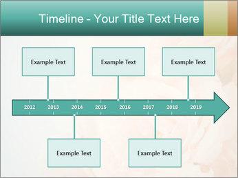 Cream Roses PowerPoint Template - Slide 28