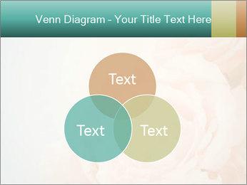 Cream Roses PowerPoint Template - Slide 33