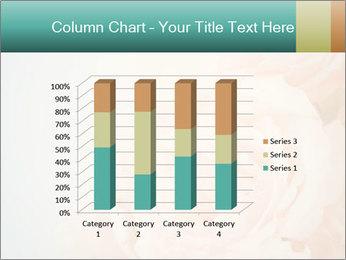 Cream Roses PowerPoint Template - Slide 50
