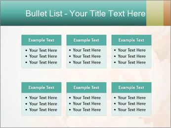 Cream Roses PowerPoint Template - Slide 56