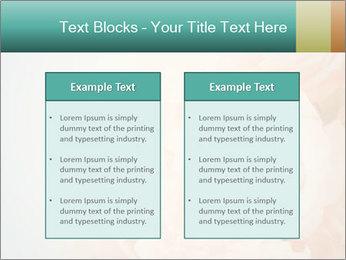 Cream Roses PowerPoint Template - Slide 57